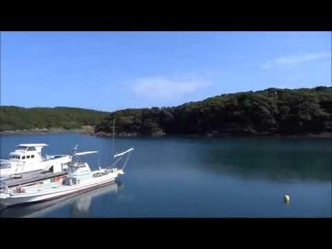 長崎県寺島  ・  風光明媚な 『 寺島港 』