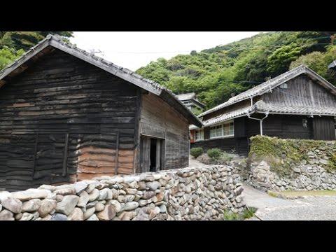 海界の村を歩く 東シナ海 奈留島(長崎県)