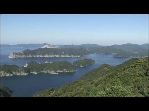 五島列島 若松島養殖魚