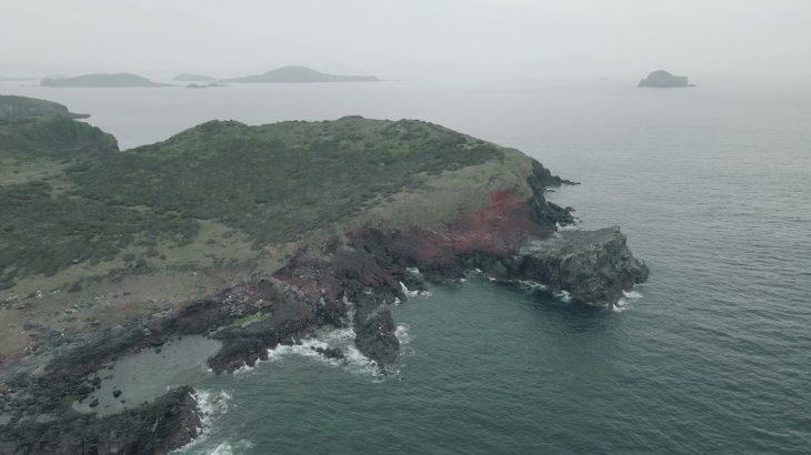 【ドローン空撮】磯釣り 上五島「赤島」の西