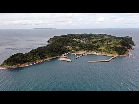 海界の村を歩く 日本海 黒島(長崎県)