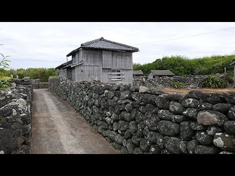 海界の村を歩く 東シナ海 黄島(長崎県)