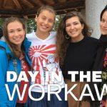 世界中から集まる五島列島小値賀島のゲストハウス御縁ヘルパーの1日とは? Day in the life – Workaway – Ojika, Japan
