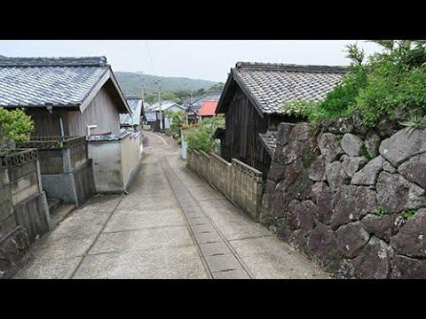 [旅気分]海界の村を歩く 東シナ海 宇久島(長崎県)